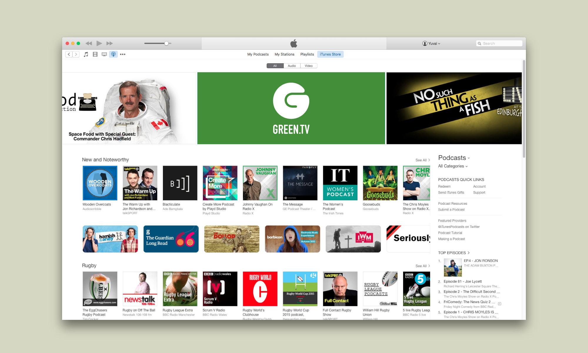 Val Toch - GreenTV 05